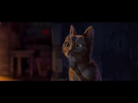 Кот из кота в сапогах УУУ