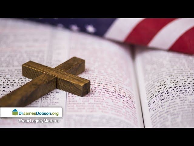 America: A Great Idea with Dr. James Dobson's Family Talk | 01/25/2019