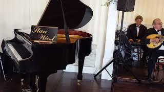 "GREEK BOUZOUKI TRIO (2)  ""NEVER ON SUNDAY"" STAN WIEST MUSIC (631) 754-05940324 155858"