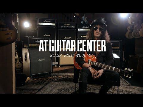 Slash At Guitar Center
