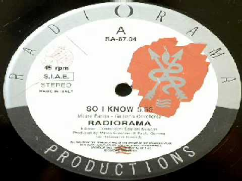 Клип Radiorama - So I Know