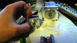 Mini Clamp-On CNC Plasma Cutter - Starting Rev2 Electronics