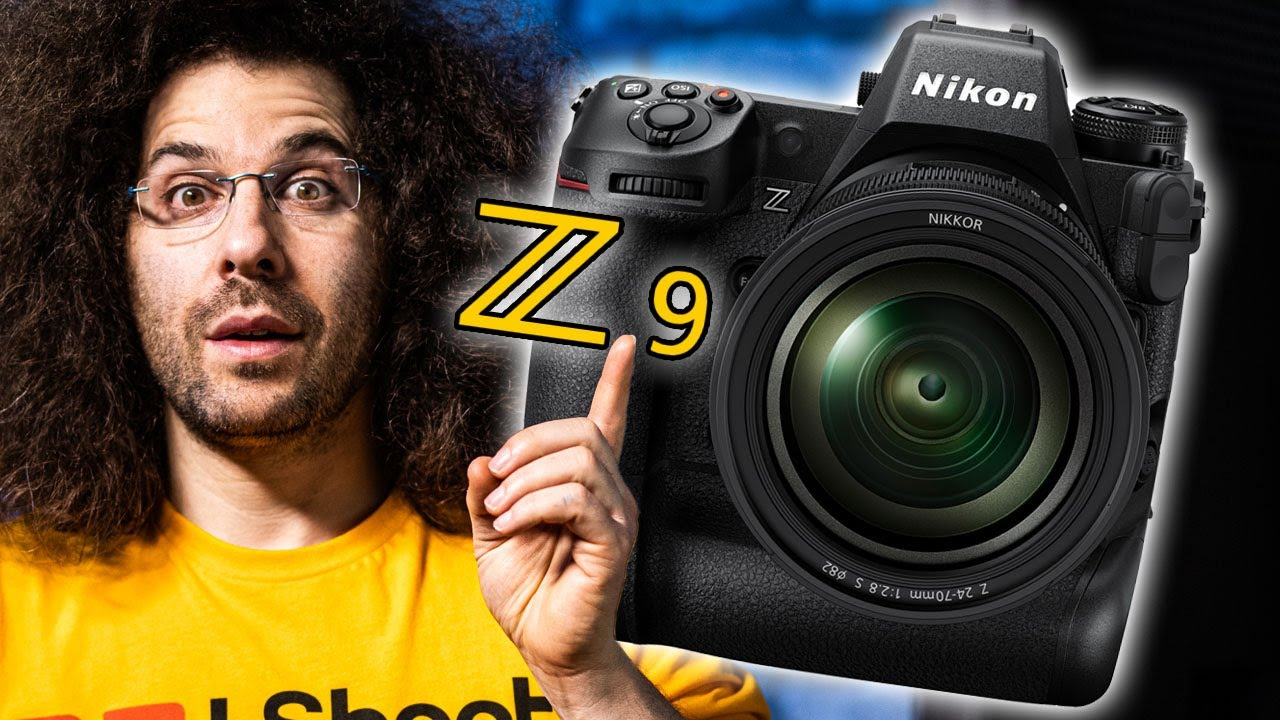 Download Nikon Z9 OFFICIALLY ANNOUNCED!!! Can it Compete with Sony & Canon?!