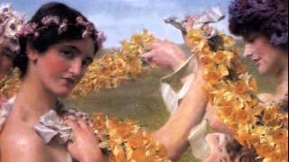 Сказки картинной галереи - Лоуренс Альма-Тадема (3 серия) (Уроки тетушки Совы)