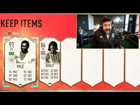 I PACKED GULLIT AND PELE!! FIFA 20