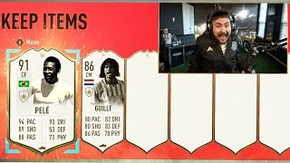 I PACKED GULLIT AND PELE!! FIFA 20