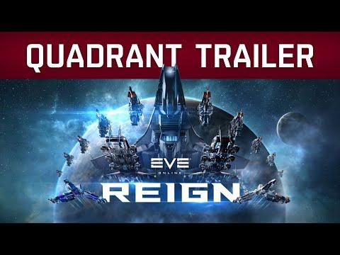 EVE Online - Reign Quadrant 1 Trailer (2021)