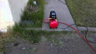 harbor freight 3 gallon air compressor review