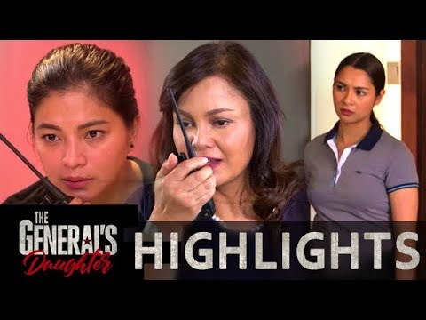 Jessie overhears Corazon's plan on meeting Rhian | The General's Daughter
