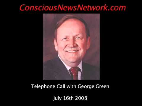 Telephone Call with George Green July 16th 2008