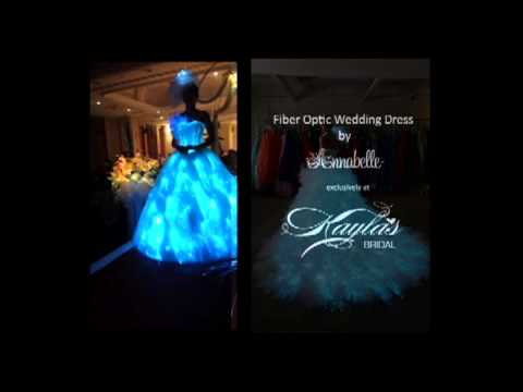 Annabelle Fiber Optic Wedding Dress - Kayla's Bridal