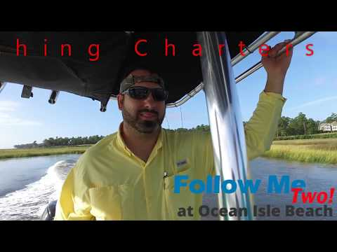 Follow Me Fishing Charters Ocean Isle Beach North Carolina