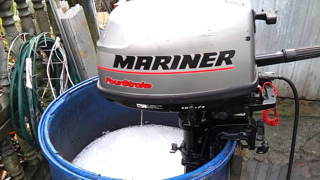 mariner 5 hp outboard motor 4 stroke 4 suw youtube rh youtube com Electric Outboard Motors Air Cooled Outboard Motors 5Hp