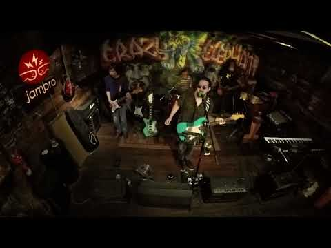 Luke Buirski & The Blues Machine  @ Crazy Elephant Singapore 15-10-2017
