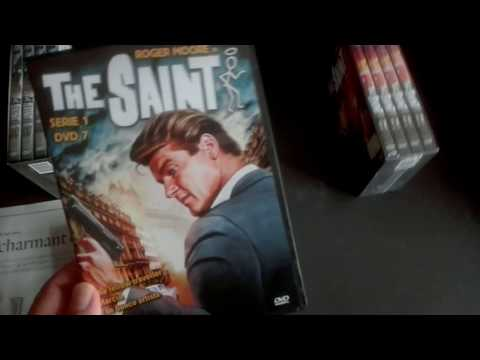 Special Tv Series Unboxing: The Saint Season 1 & 2 (R2NL/Dutch Release)