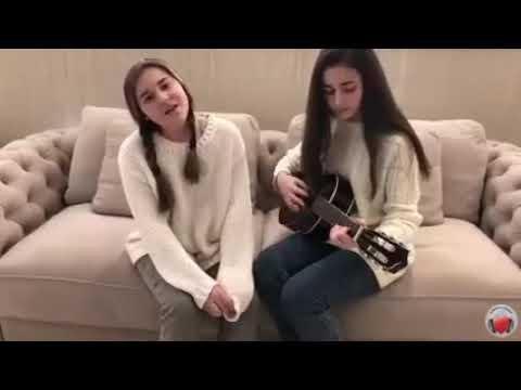 Дочка Алсу перепела вживую ее легендарный хит «Зимний сон»