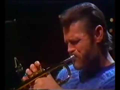 Chet Baker & Stan Getz - Sweden 1983 - Dear Old Stockholm