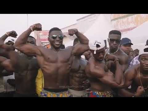 Chalewote 2017 fitness models in Ghana