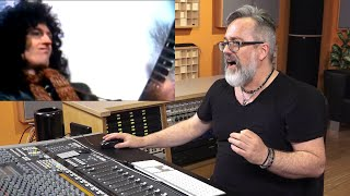 "Platinum Winning Engineer Reacts to Queen – ""We Will Rock You"""