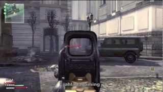 MW3 16-4 on Lockdown (Xbox 360)