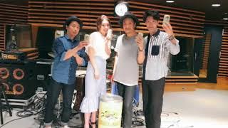 "KIRIN BEER""Good Luck"" Liveにて披露された安田レイのカバーで、ノラ・..."