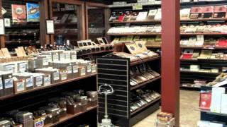 Island Smoke Shop's Walk-in Humidor