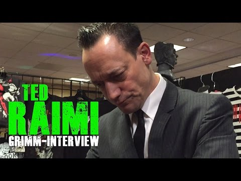 Ted Raimi Grimm Days of the Dead Atlanta 2016