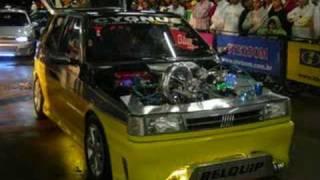 Fiat Uno Tuning