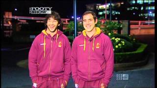 Johnathan Thurston - the laughing kookaburra HD [part 1]