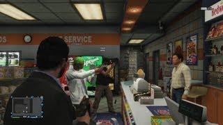 GTA V ONLINE: AMISTADES PELIGROSAS
