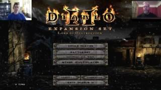 Playing Diablo 2 with David Brevik