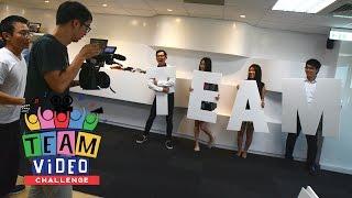 創意團隊影片「企業訓練」- Team Video Challenge