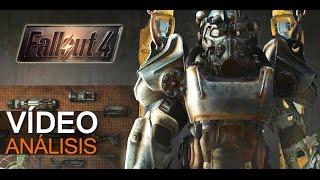 Fallout 4, Vídeo Análisis