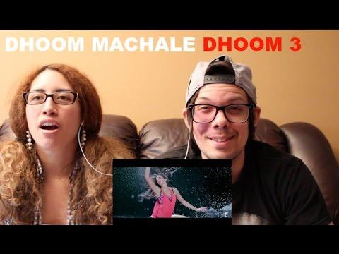 Dhoom Machale Dhoom 3 American Reaction!