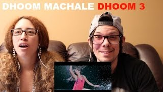 Dhoom Machale Dhoom 3 American Reaction!