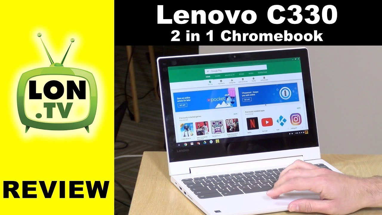 Lenovo Chromebook C330 11 6