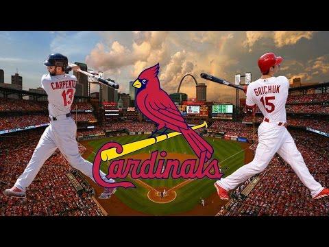 ALL St. Louis Cardinals 2015 Home Runs (Including Playoffs)