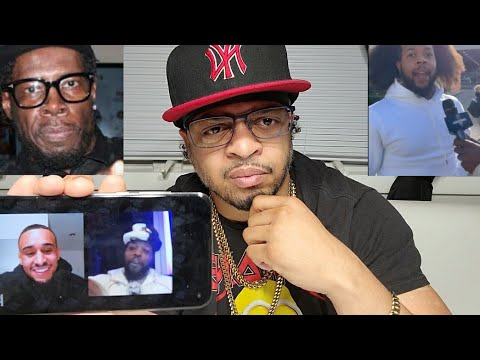 Rowdy Rebel Claps At Hassan Campbell On First Interview Hassan Campbell Claps Back