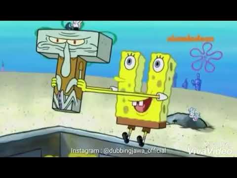 Spongebob Lucu Dubbing Jawa Ngakak