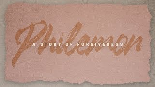 Philemon: A Story of Forgiveness | Part One | Pastor Chris Morante