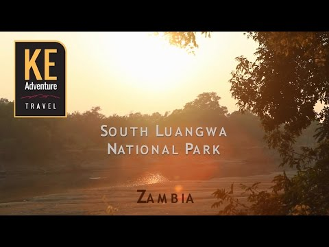 Malawi & Zambia Trekking Holiday Part 2 - Sth Luangwa & Croc Valley Camp with KE Adventure Travel
