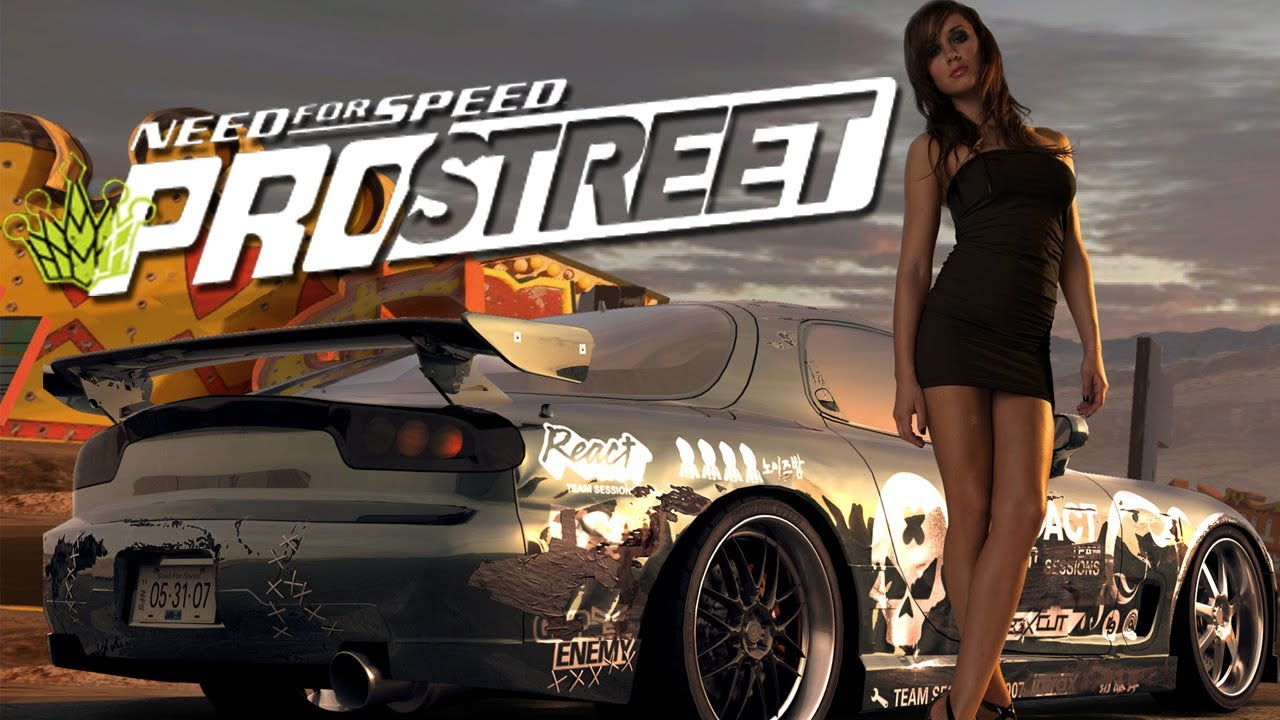 NEED FOR SPEED PROSTREET Part 1 - Die Party steigt ...