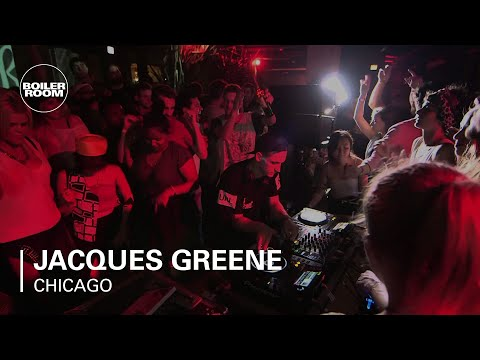 Jacques Greene Ray-Ban x Boiler Room 002   Pitchfork Festival Afterparty DJ Set