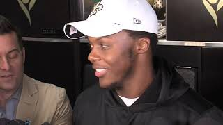 "Teddy Bridgewater Confident and ""Living in the Moment"" After Big Win Over Bucs"
