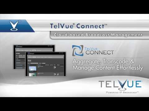 "Demo - ""TelVue Product Line"""