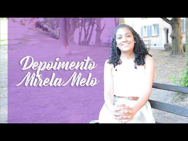 Depoimento de Mirela Melo sobre Theta Healing®