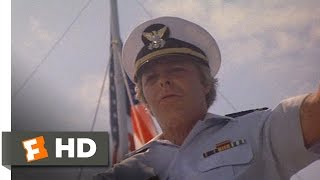 Invasion U.S.A. (1/12) Movie CLIP - Welcome to the United States! (1985) HD