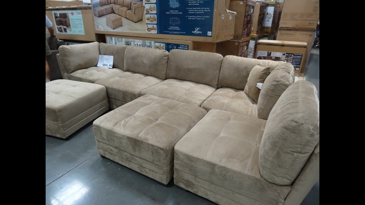 Pit sectional sofa