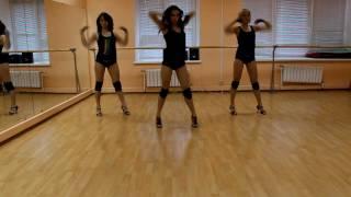Cтрип-пластика (Видеоурок)  Katya Flash