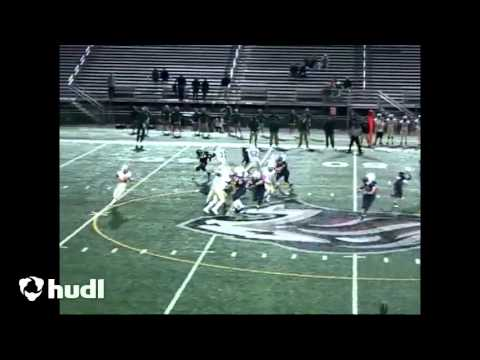 Juan Gallego Senior Year Football Highlight Film 2014 (Matignon High School)